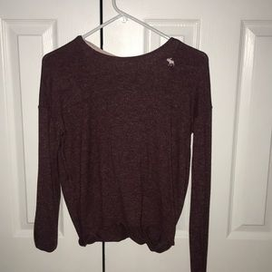 Barely Worn, Maroon with pink tank built in